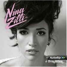 NINA ZILLI - L'AMORE E' FEMMINA *  CD POP-ROCK ITALIANA