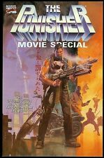 The Punisher Movie Special Vol 1 #1, Marvel Graphic Novel TPB Jun 1990