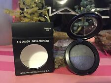 "MAC ""THUNDER & RAIN""  MINERALIZE EYE SHADOW 100% AUTHENTIC! new in box"