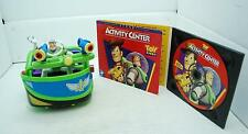 "4.5"" DISNEY TOY STORY BUZZ LIGHT YEAR RC TOY & ACTIVITY CENTER CD-ROM"