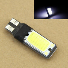 2*Car 12V high-power double-sided COB-T10 LED width lamp lights Super Bright