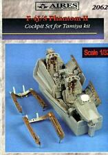 Aires 1/32 F-4J/S Phantom cockpit set for Tamiya kit # 2062