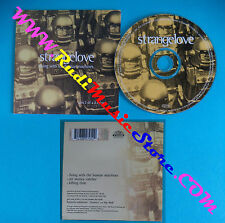 CD Singolo Strangelove Living With The Human Machines CDFOOD S 70 CARDSLEEVE(S27