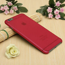 0.3mm Ultra Thin Slim Matte Hard Back Case Cover Skin For iPhone 5 iPhone 6 7 7+