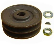 """King Kutter Finish Mower 4-3/4"""" Double Spindle Pulley 502312 County Line"""