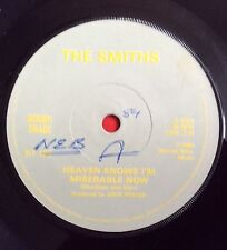 "The Smiths -Heaven Knows I'm Miserable Now- Rare Irish Solid Centre 7"" (Vinyl)"