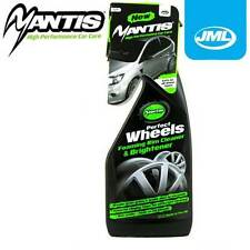 JML Mantis Perfect Wheels Waterless Cleaning Foam Valet Cleans Dirty Alloys Rims