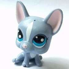 Littlest Pet Shop Hasbro LPS #62 BUSTER BRINDLE DOG Collection figure Dolls Toys