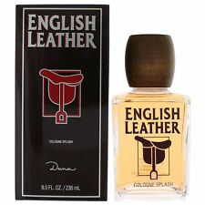 ENGLISH LEATHER by DANA * Cologne for Men * 8.0 oz * NEW IN BOX