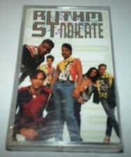 Rythm Syndicate - Rythm Syndicate (Cassette 1991, Impact) NEW in Shrink-Wrap