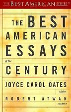Best American: The Best American Essays of the Century (2001, Paperback,...