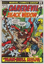 Daredevil and the Black Widow 95 Marvel Comics 1973 Gene Colan Gerry Conway