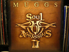 DJ MUGGS - SOUL ASSASSINS II (VINYL 2LP) 2000!! CYPRESS HILL + DILATED PEOPLES ♫