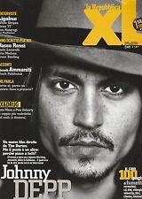 La Repubblica XL 2005 settembre n.1 Johnny Depp