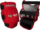 New Vaughn 7990 Pro thigh pads/protectors ice hockey goalie knee guards red Sr.