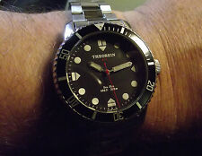 THEOREIN SEA FIRE PRO SUB DIVERS 200 MT - RARE LIMITED EDITION - AUTOMATIC SWISS