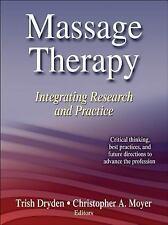 Massage Therapy: Integrating Research and Practice, , Very Good Book