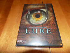 LURE Crime Horror Drama Independent Film Aegis Pictures Byron Conrad Erwin DVD