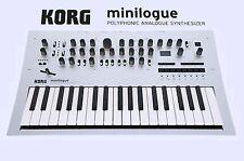 NEW KORG minilogue Polyphonic Analog Synthesizer World Ship