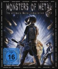 MONSTERS OF METAL VOL.8 2 BLU-RAY NEU