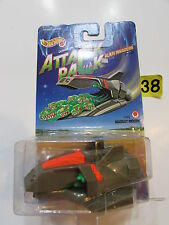 HOT WHEELS 1993 ATTACK PACK ALIEN INVADERS - MAGGOT MOUTH