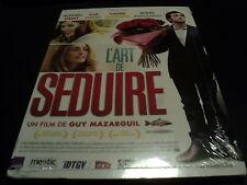 """DVD DIGIPACK NEUF """"L'ART DE SEDUIRE"""" Mathieu DEMY, Julie GAYET, Valerie DONZELLI"""