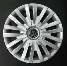 Lot de 4 enjoliveurs pour VOLKSWAGEN GOLF 6 15""