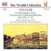 Vivaldi: La Stravaganza Vol.2 CD NEW