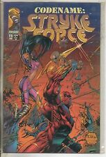 Image Comics Codename Stryke Force #11 March 1995 NM