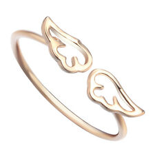 Angel Wings Ring Jewelry Geometric Nautical Everyday Ring Gift Fashion for Women