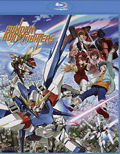 Gundam Build Fighters Complete Collection Blu Ray Brand New Ships Worldwide