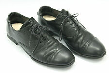 CAMPER shoes sz  7.5 Europe sz.40  black leather.S5569