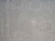 "LIBERTY ART FABRIC ""NICHOLAS JAMES"" PER HALF METRE (50cm) tana lawn cotton STONE"