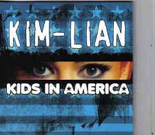 Kim Lian-Kids in America cd single