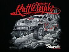 Raybestos Rattlesnake Truck Offroad 4x4 Rally Cars Custom T Shirt 2XL