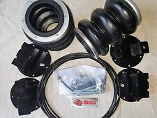 Ford F150 Lifted 2009 to 2017 BOSS Air Bag Suspension Load Assist Kit LA-36T