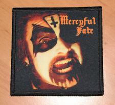"""MERCYFUL FATE """"BLACK FUNERAL"""" silk screen PATCH"""