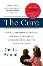 Geeta Anand - Cure (2010) - Used - Trade Paper (Paperback)