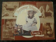 "Forever Friends Doll, ""LUCIE"" and ""Lets Play Kitchen"" by Cracker Barrel Store"
