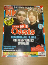 NME 2007 FEB 17 OASIS KAISER CHIEFS BIFFY CLYRO