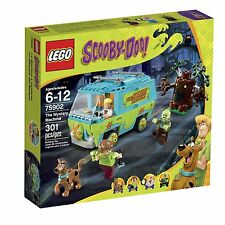 LEGO Scooby-Doo 75902 the Mystery Machine - LegoOriginals