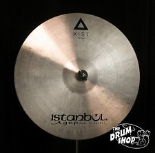 "Istanbul Agop 19"" Xist Crash - 1606g (video demo)"