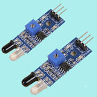 2X Infrared Obstacle Avoidance Sensor Module for Arduino Smart Car Robot 3-wire