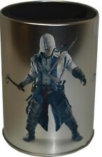 Assassin's Creed 3 - Connor Metal Can Cooler NEW * keep stubbies cold assassins