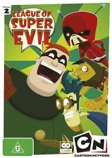 League of Super Evil: Collection 2 DVD NEW