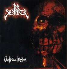 DR SHRINKER demo CD Death metal Black Immolation Autopsy Carcass Morbid Angel