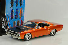 Dom Plymouth Road Runner 440 Fast and & Furious 7  1:24 Jada
