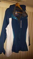 ZeroXposur Hooded fleece lining  SKI  Jacket - Women's RETAIL$ 200.WATERPROOF 3X