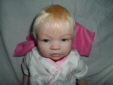 REBORN BABY GIRL SHYANN SCULPED BY ALEINA PETERSON