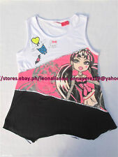 40% OFF MONSTER HIGH GIRLS TANK TOP - DRACULAURA SMALL 6/6X 5-7yrs BNWT US$10.99